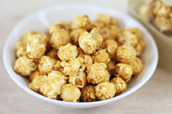 Pop corn caramel au beurre salé - My Crazy Pop