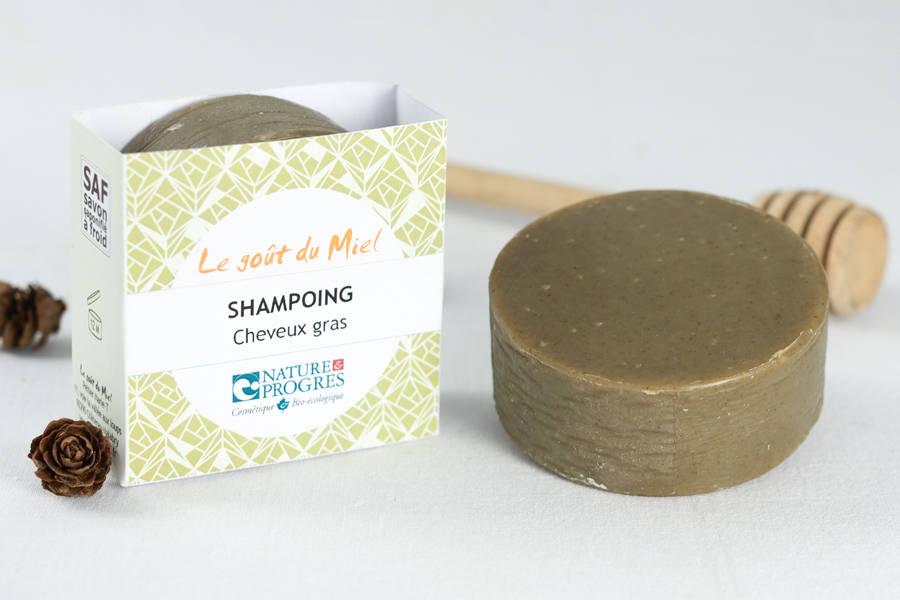 Shampoing – Cheveux gras 90g - Le Goût du Miel - La Ruche qui dit Oui ! à la maison