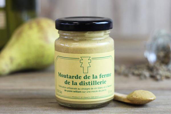 Moutarde de la ferme de la distillerie  - Ferme de la Distillerie
