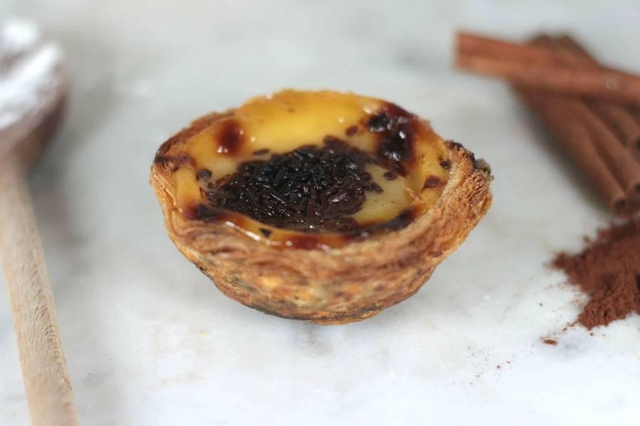 Pastel de nata de chocolate - DonAntonia - La Ruche qui dit Oui ! à la maison