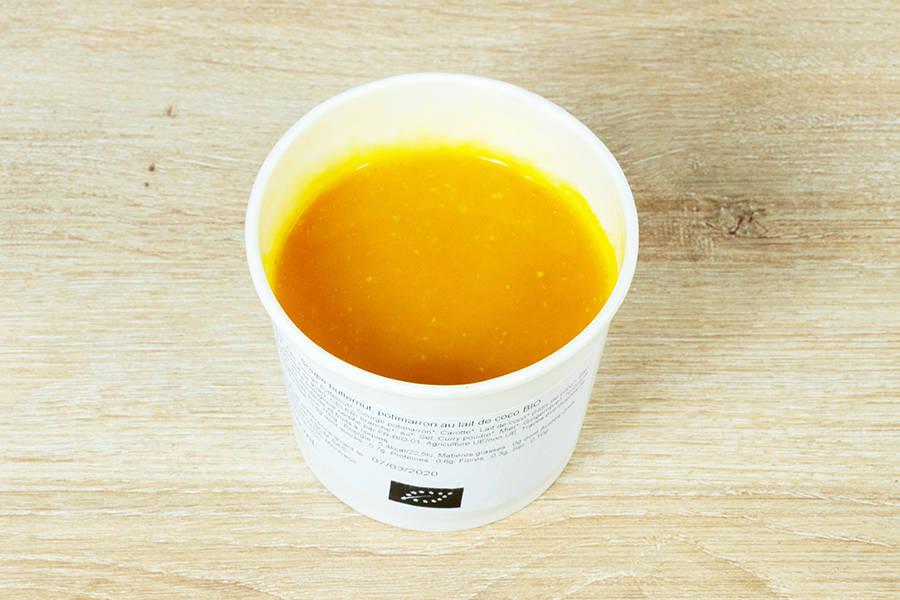 Soupe de légumes BIO - L'atelier des Lilas - La Ruche qui dit Oui ! à la maison