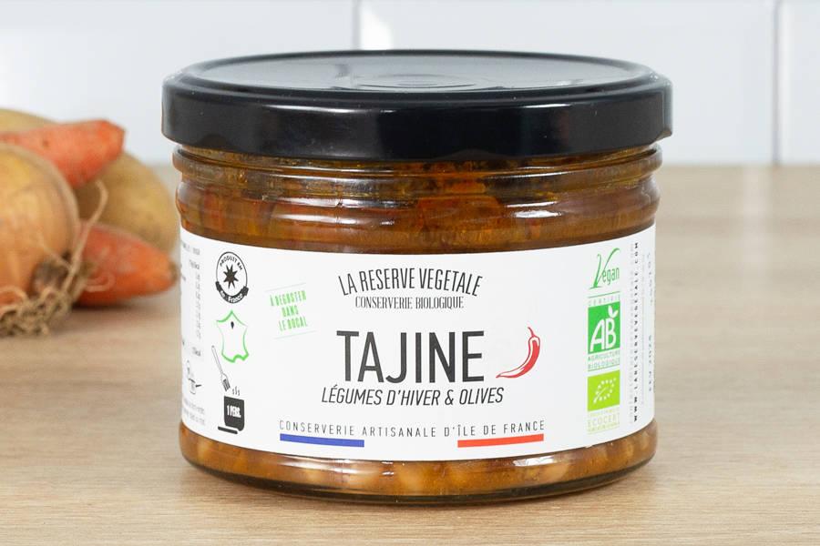Tajine BIO - La Réserve Végétale - La Ruche qui dit Oui ! à la maison