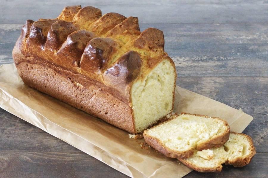 Brioche pur beurre 700g - Le Fournil Briard - La Ruche qui dit Oui ! à la maison