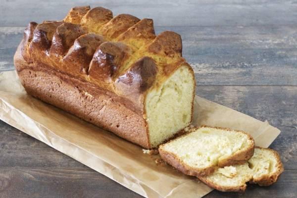 Brioche pur beurre 700g - Le Fournil Briard - Le Comptoir Local