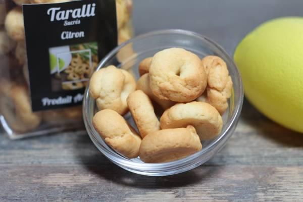 Taralli au citron - Giada Sud