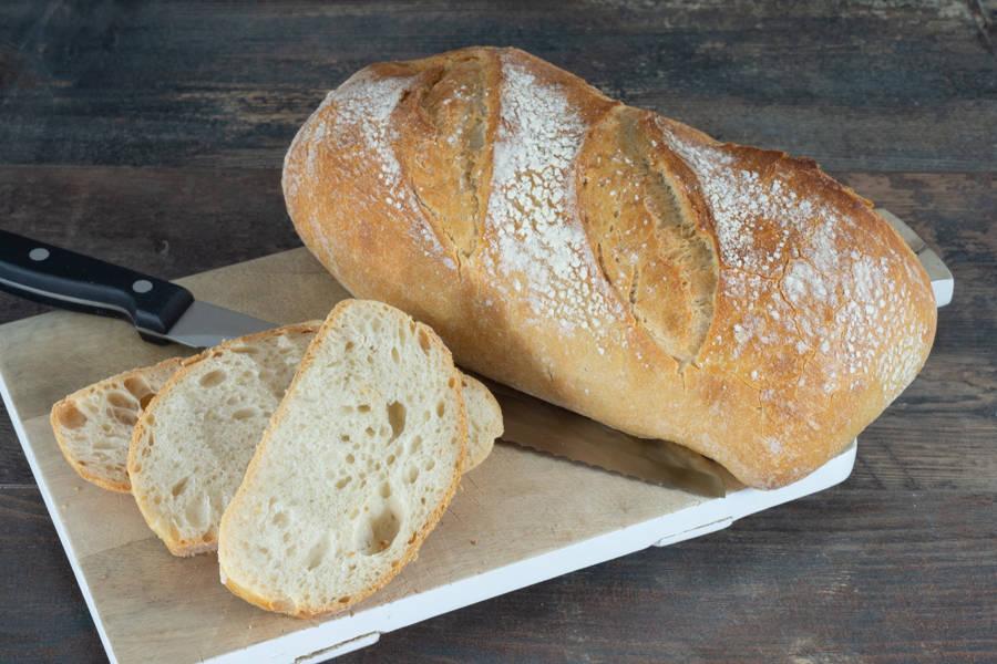 Pain de campagne BIO 400g - Patrick Gomez, l'artisan boulanger BIO de Paris - La Ruche qui dit Oui ! à la maison