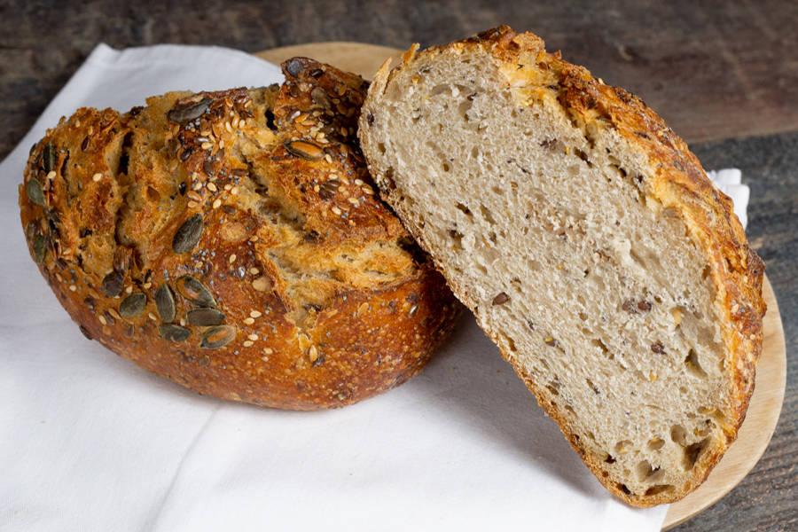 Pain d'autrefois BIO - Boulangerie de la Gare - La Ruche qui dit Oui ! à la maison