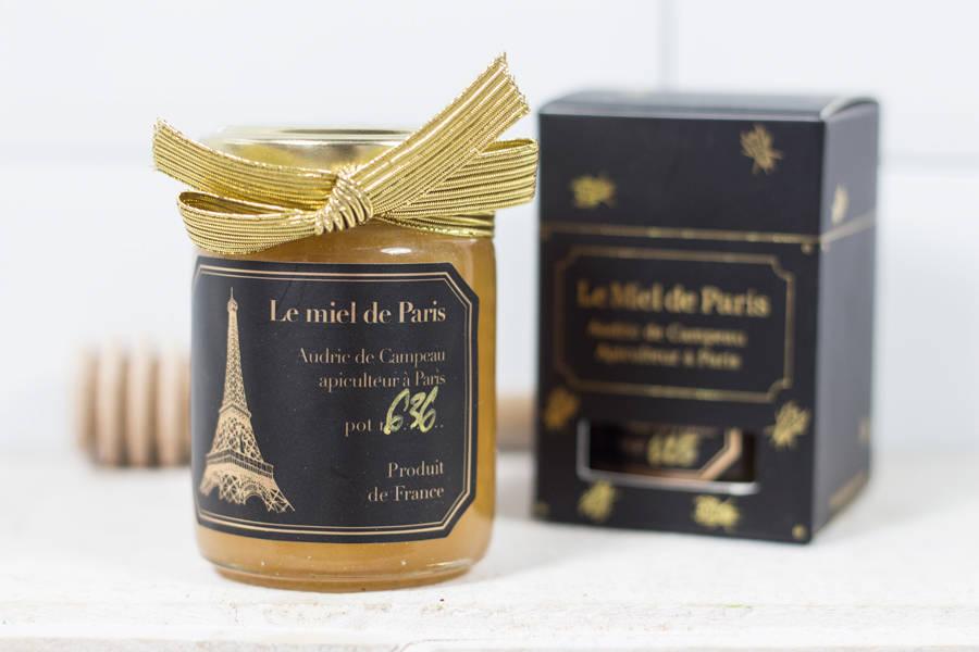 Miel de Paris - Le Miel de Paris - La Ruche qui dit Oui ! à la maison