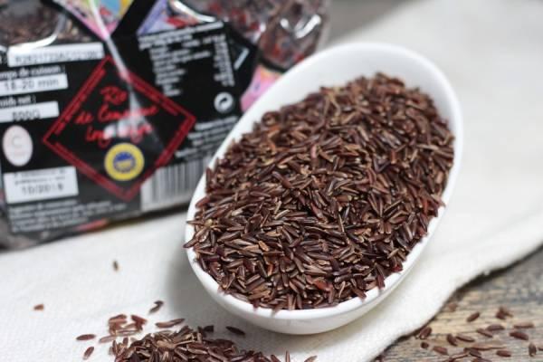 Riz de Camargue long rouge 500g - Riz de Canavere