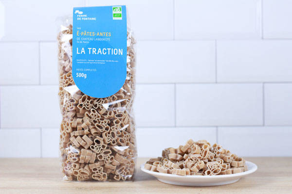 Traction BIO (500g) - Ferme de Fontaine