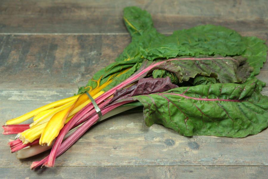 Blettes de couleurs BIO - Les Légumes de Planche - La Ruche qui dit Oui ! à la maison