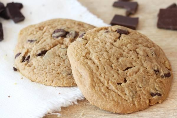 Cookie au Chocolat Noir - La Fabrique à Cookies