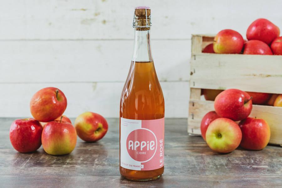 Le Rosé - Appie - La Ruche qui dit Oui ! à la maison