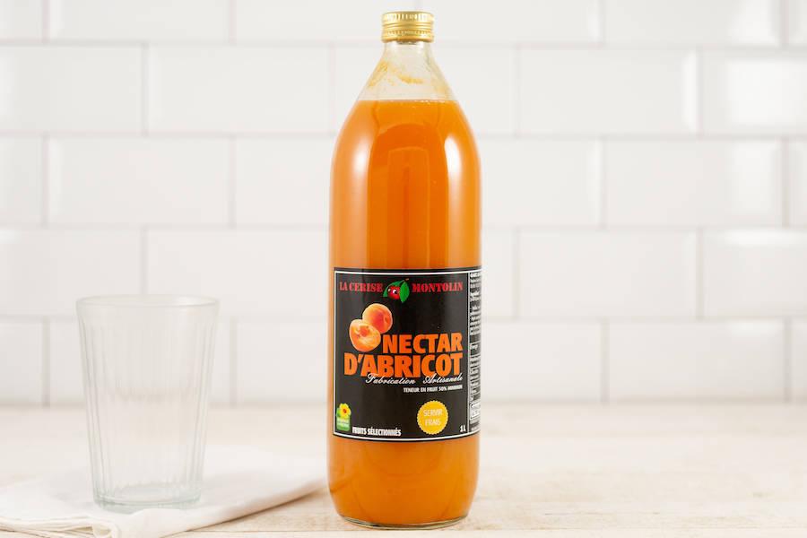 Nectar d'abricot - La Cerise Montolin - La Ruche qui dit Oui ! à la maison