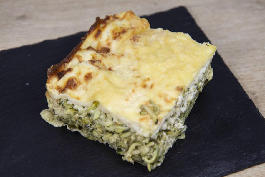Lasagne maison légumes de saison & fromage - Bloom - La Ruche qui dit Oui ! à la maison