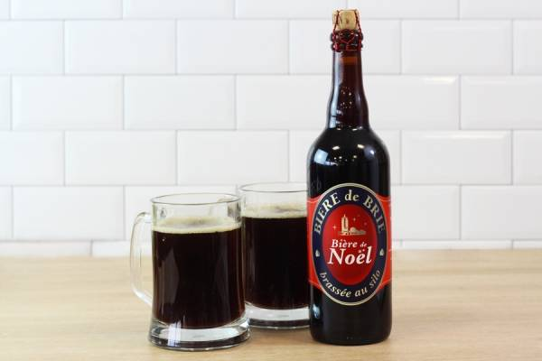 Bière de Noël - Brasserie Rabourdin