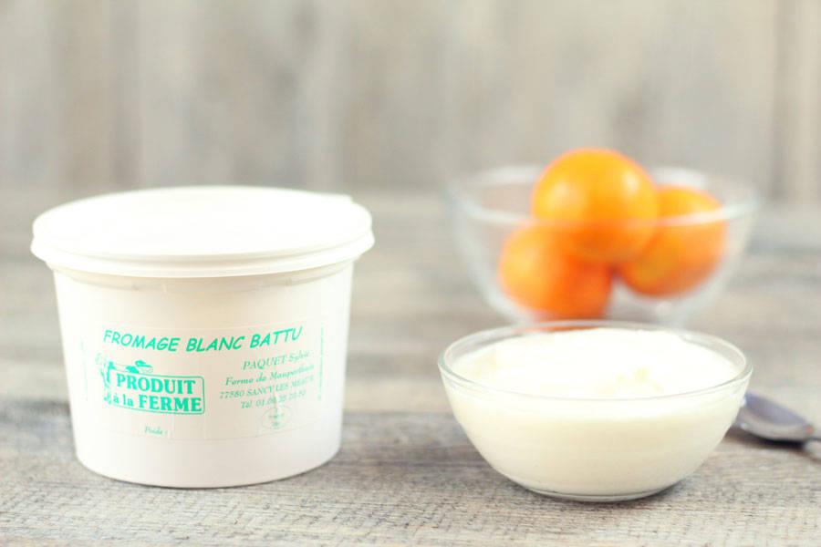 Fromage blanc battu - Ferme de Mauperthuis - La Ruche qui dit Oui ! à la maison