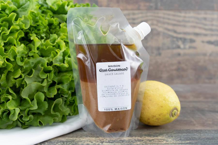 Sauce salade - Gros Gourmand - La Ruche qui dit Oui ! à la maison