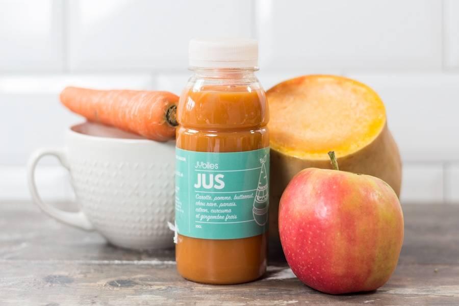Jus orange BIO - Jubiles - La Ruche qui dit Oui ! à la maison