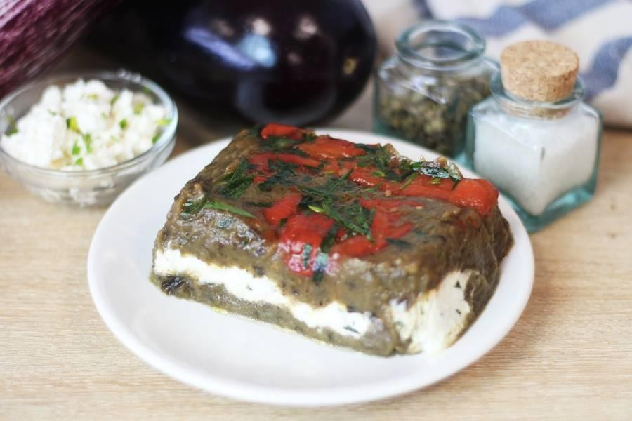 Caviar d'aubergines poivron et chèvre frais - Entre Saveur et Jardin - La Ruche qui dit Oui ! à la maison