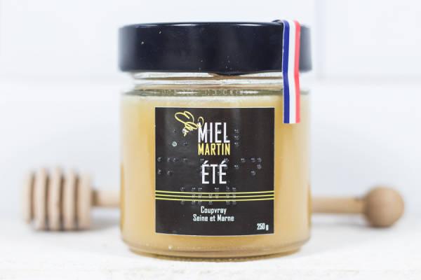 Miel d'été de Coupvray - Abeilles et miel