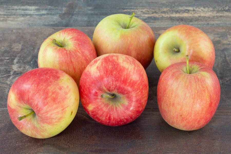 Pomme Cybèle BIO - Verger du Grand Morin - La Ruche qui dit Oui ! à la maison