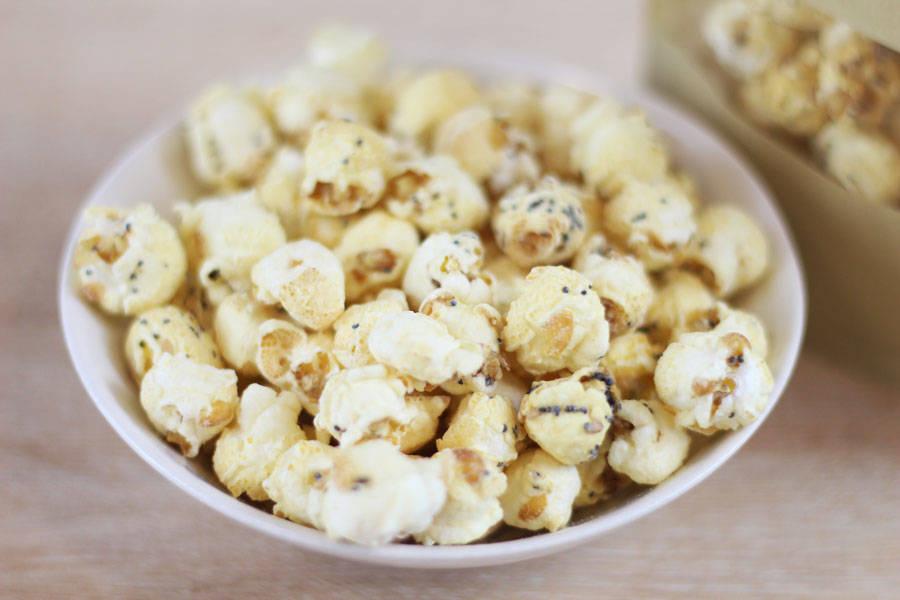 Pop Corn gingembre sésame pavot - My Crazy Pop - La Ruche qui dit Oui ! à la maison