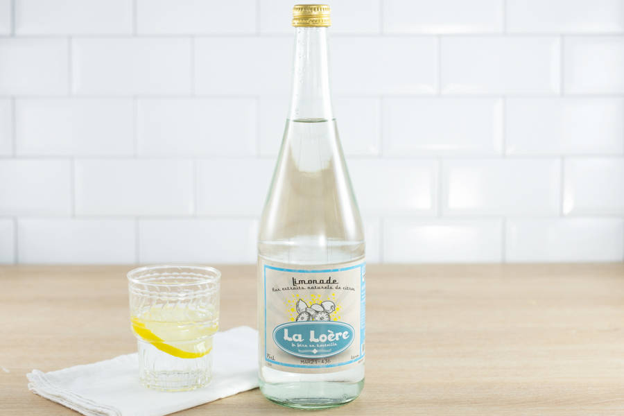 Limonade BIO 75 cL - La Loère - La Ruche qui dit Oui ! à la maison