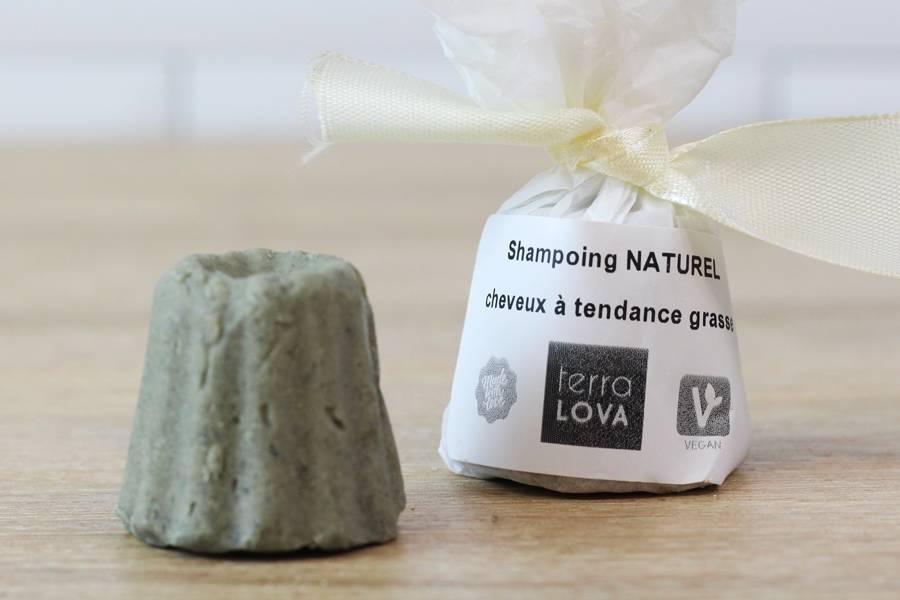Shampoing savon Lavande poudre d'hibiscus - Mini - Terra Lova - La Ruche qui dit Oui ! à la maison