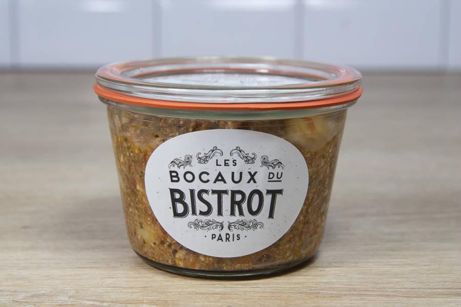 Gnocchi au brocciu et à la tomate - Les Bocaux du Bistrot - La Ruche qui dit Oui ! à la maison