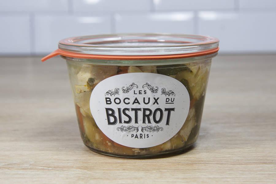 Wok de légumes & tofu - Les Bocaux du Bistrot - La Ruche qui dit Oui ! à la maison