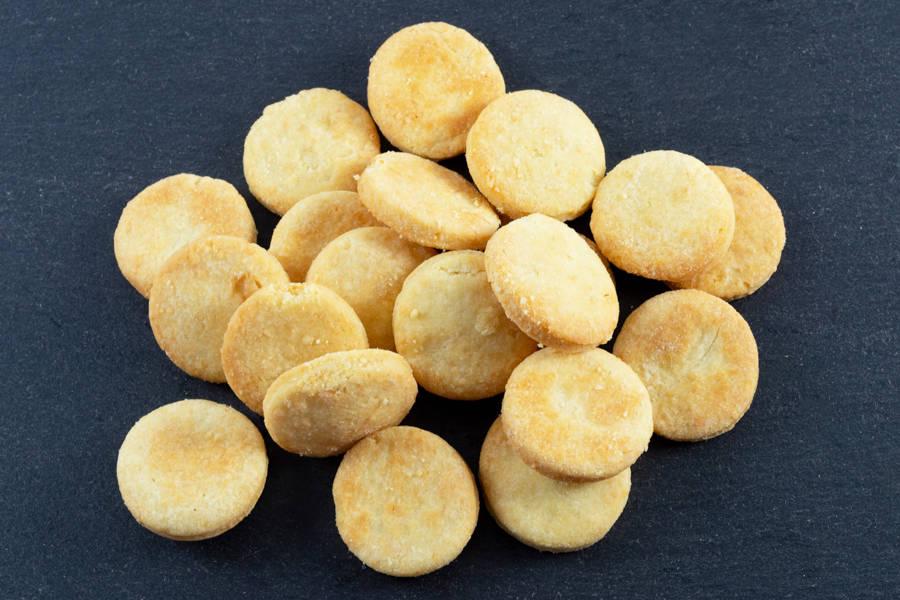 Crackers au parmesan - Bloom - La Ruche qui dit Oui ! à la maison