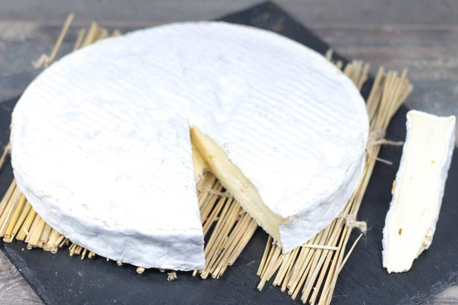 Brie de Coulommiers BIO - Ferme Sainte Colombe - La Ruche qui dit Oui ! à la maison