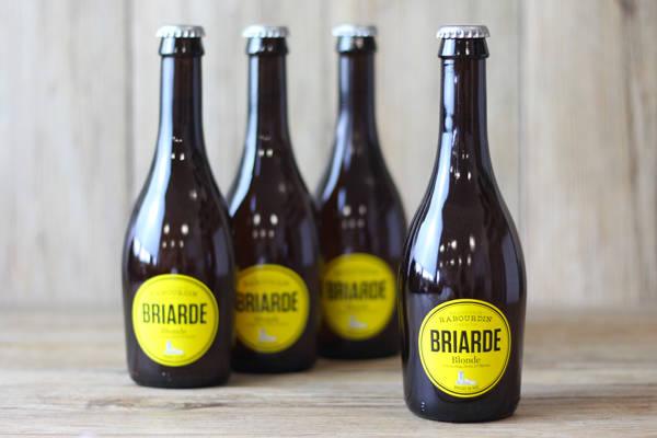 Briarde Blonde 33cL - Brasserie Rabourdin
