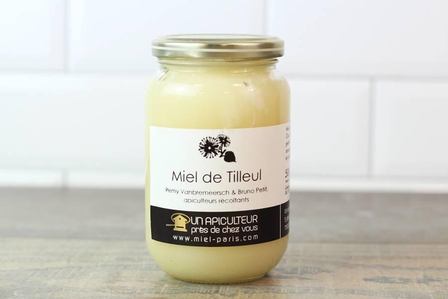 Miel de Tilleul 500g - Un apiculteur près de chez vous - La Ruche qui dit Oui ! à la maison