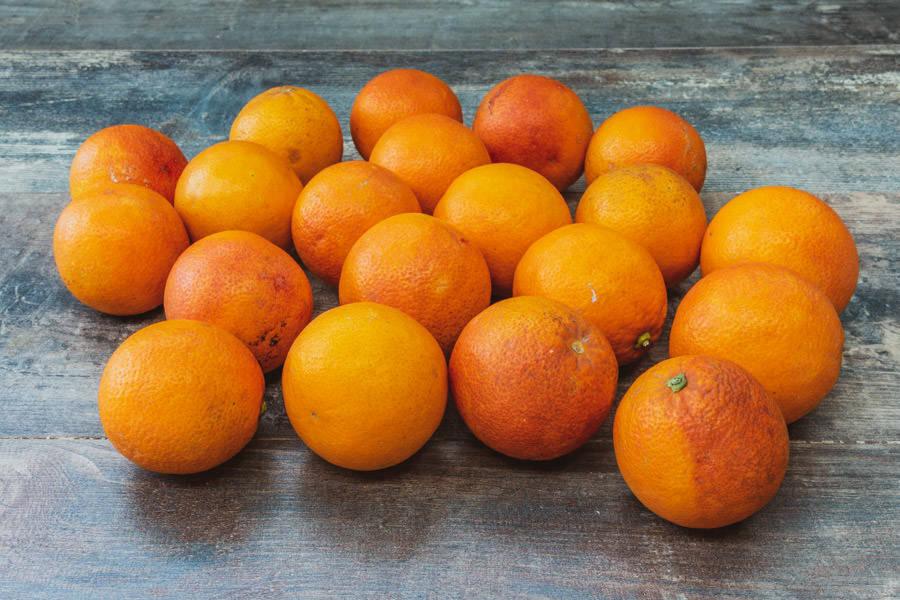 Mini oranges sanguines de Sicile BIO - Moro - InCampagna - La Ruche qui dit Oui ! à la maison