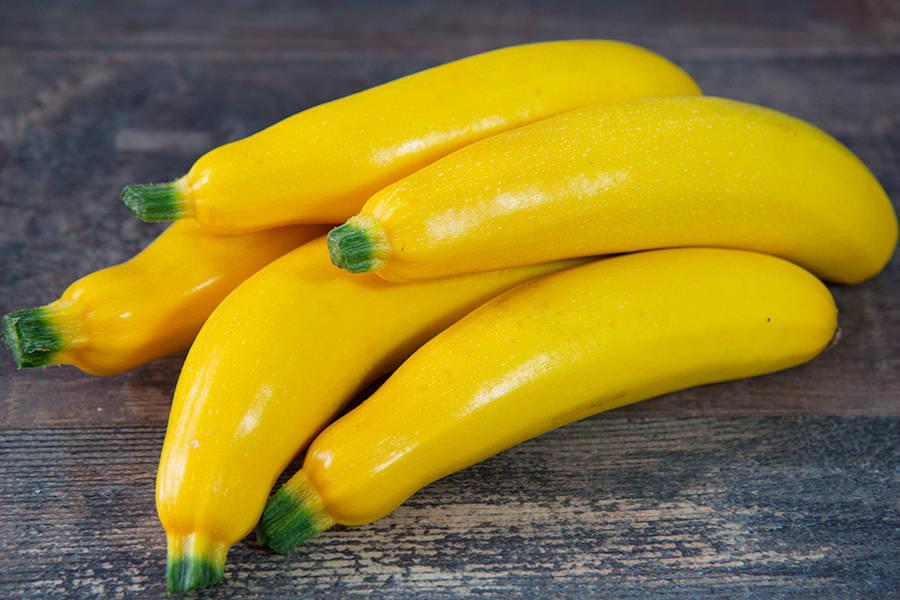 Courgette jaune longue BIO - Les Légumes de Planche - La Ruche qui dit Oui ! à la maison