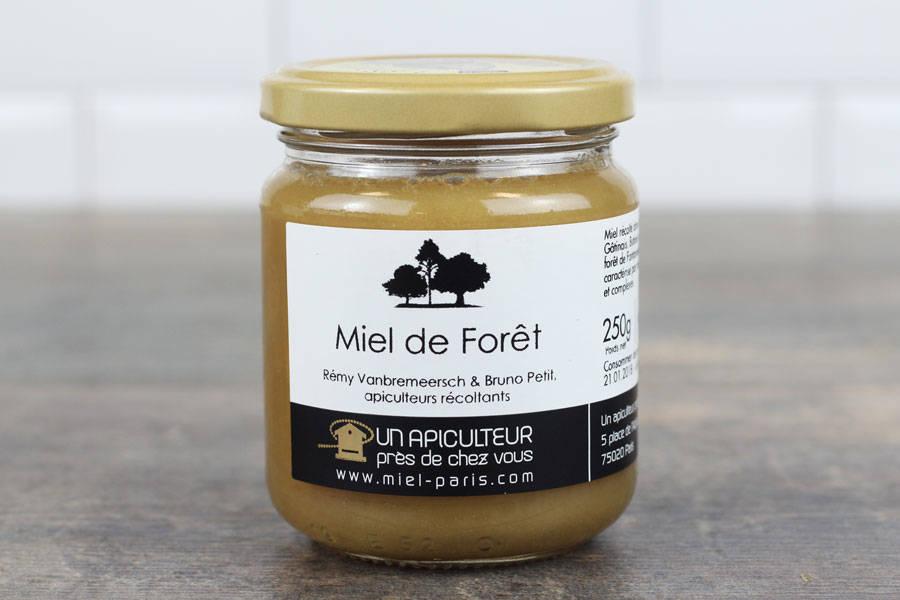 Miel de Forêt 250g - Un apiculteur près de chez vous - La Ruche qui dit Oui ! à la maison