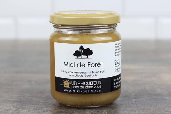 Miel de Forêt 250g - Un apiculteur près de chez vous