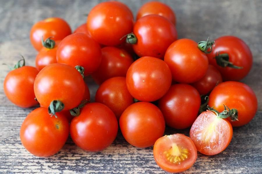 Tomate cerise BIO - Fabien Frémin - La Ruche qui dit Oui ! à la maison