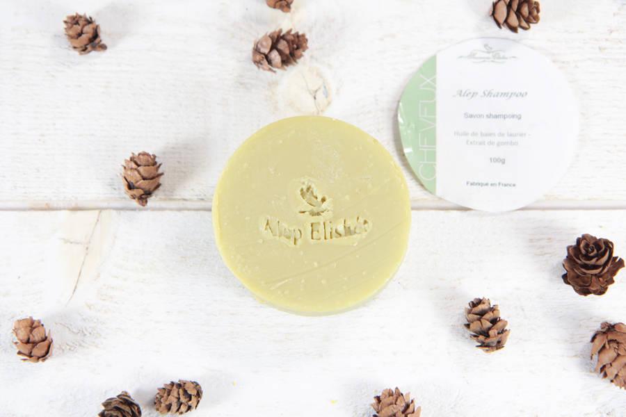 Shampoo d'Alep - Savonnerie Elishéa - La Ruche qui dit Oui ! à la maison