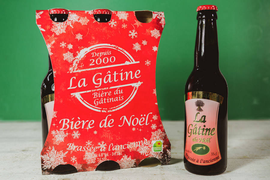 Coffret de Noël 3 x 33 cL - La Gâtine - La Ruche qui dit Oui ! à la maison