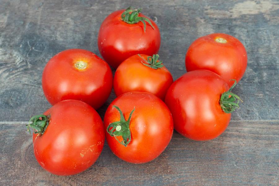 Mélange de tomates rondes - Les Fruits Rouges de mon Jardin - La Ruche qui dit Oui ! à la maison