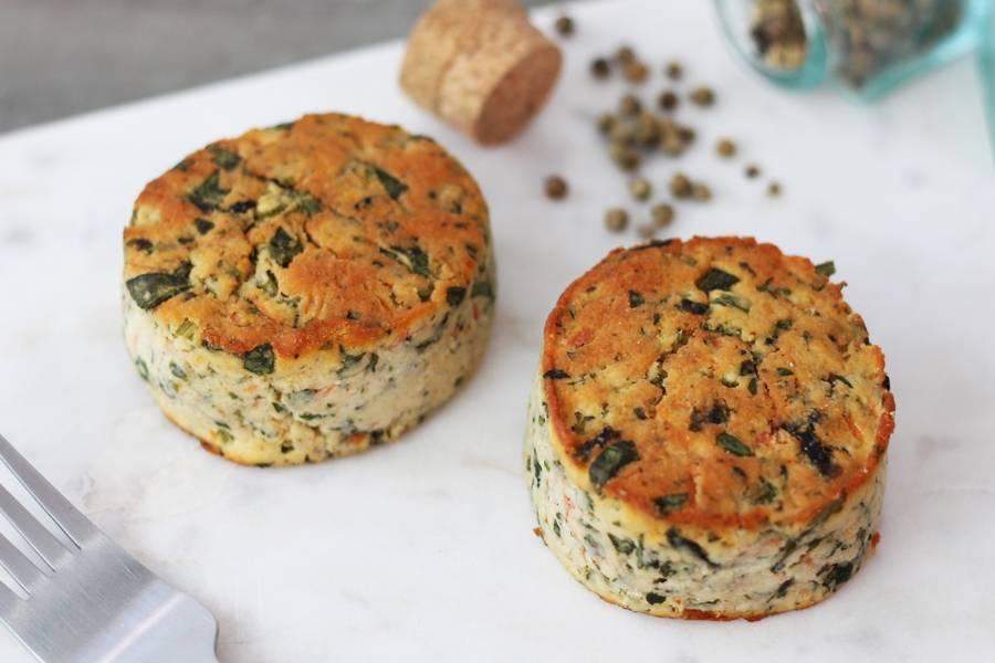 Galettes de légumes sans gluten - Toutofu - La Ruche qui dit Oui ! à la maison