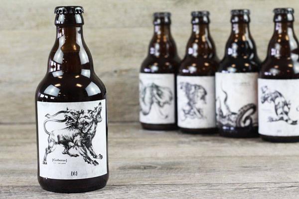 Bière Cerberus - Brasserie de l'Etre