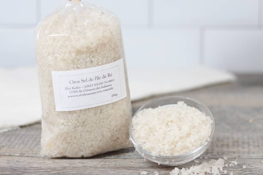 Gros sel 500g - ERéK - La Ruche qui dit Oui ! à la maison