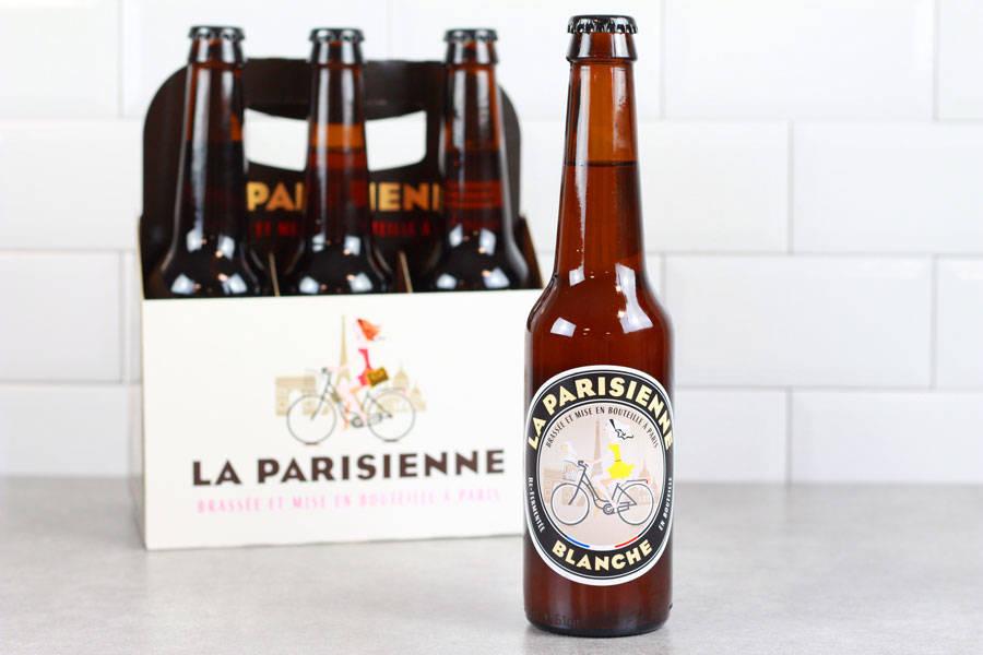 Bière Blanche - Brasserie La Parisienne - La Ruche qui dit Oui ! à la maison