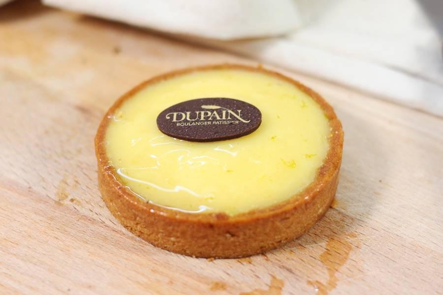 Tartelette au citron - Dupain - La Ruche qui dit Oui ! à la maison