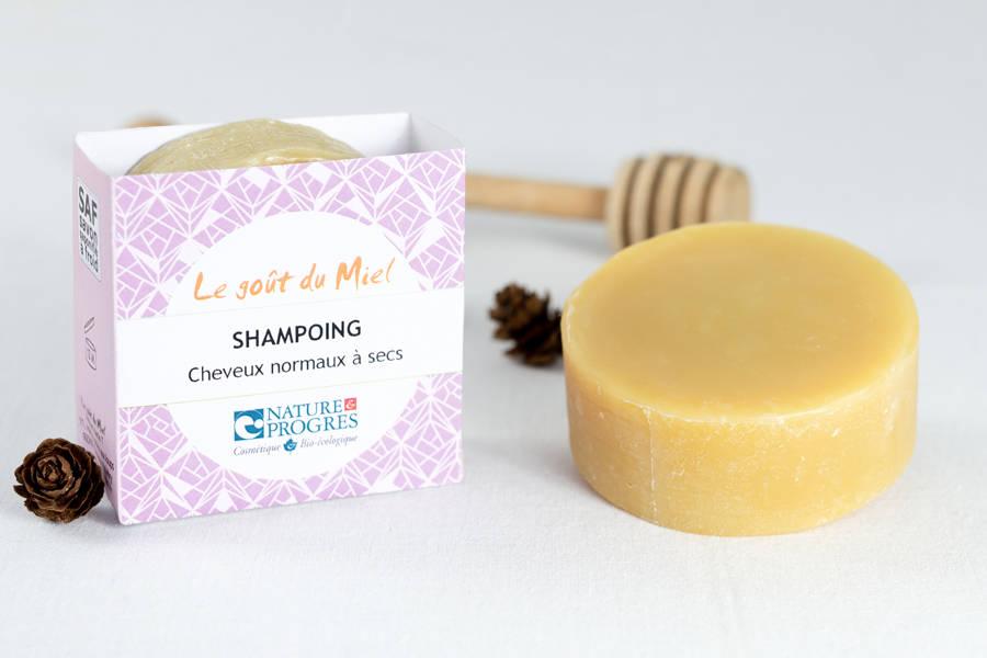 Shampoing – Cheveux normaux à secs 90g - Le Goût du Miel - La Ruche qui dit Oui ! à la maison