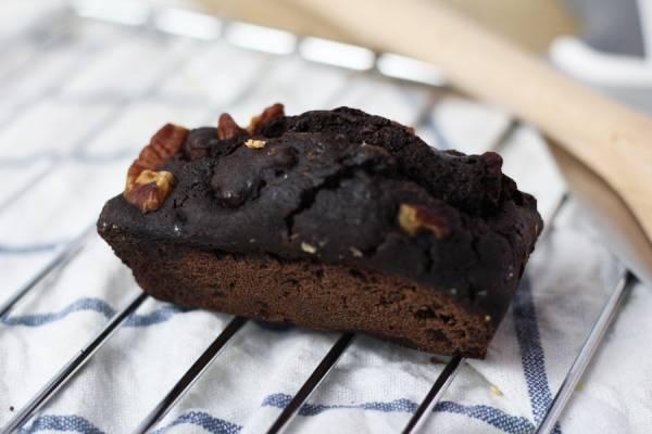 Cake chocolat noix de pécan - Rachel's Cake